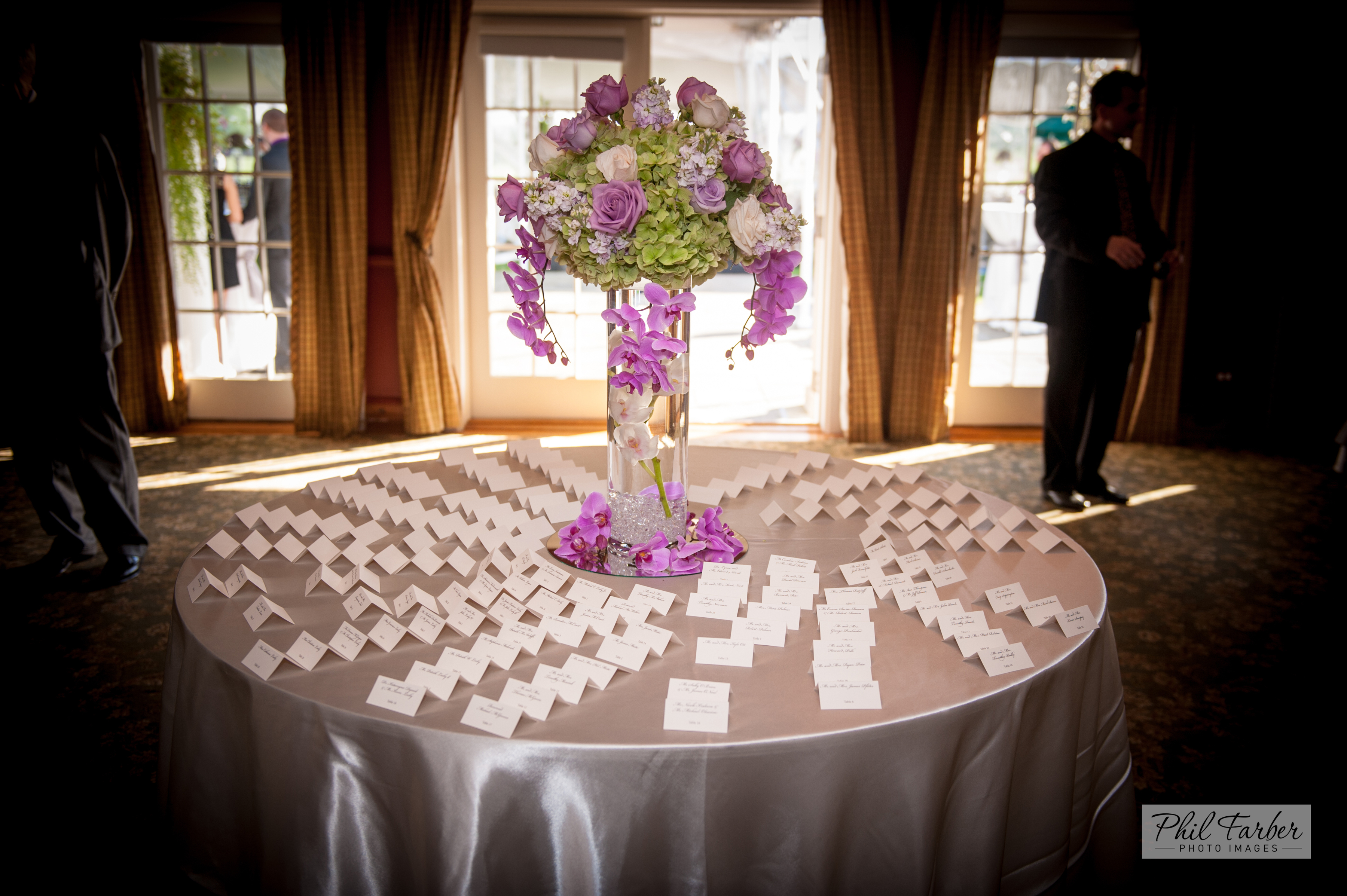 place card table design