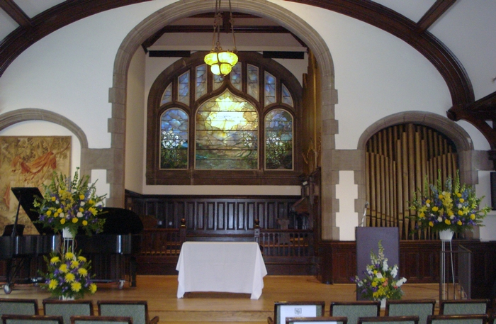 Lily Reid Holt Memorial Chapel
