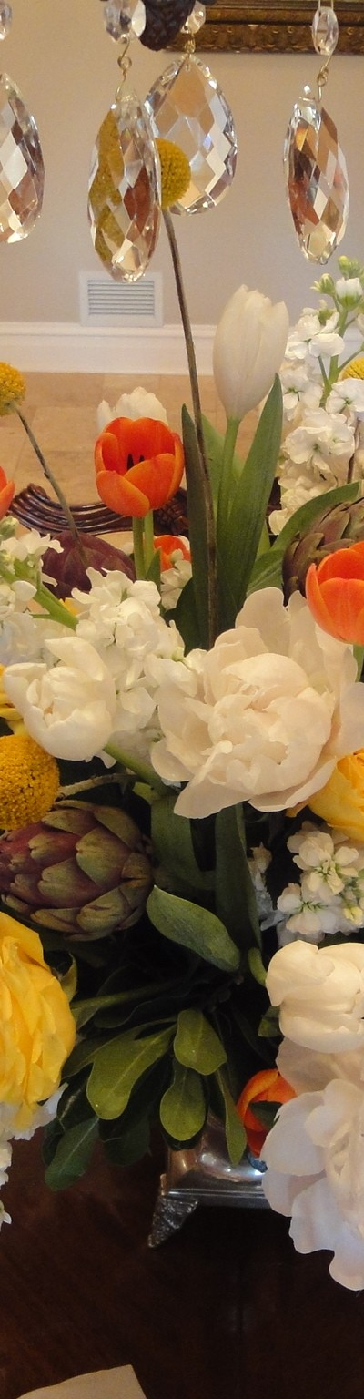 Late spring botanicals