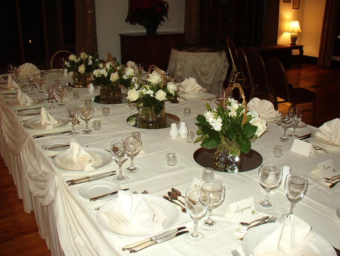 multi-design tablescape