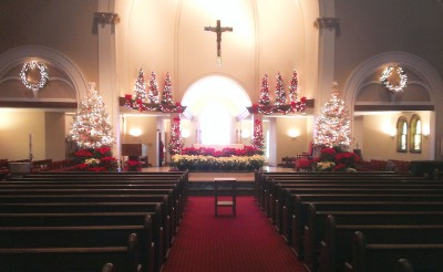 Church of St. Mary, Lake Forest