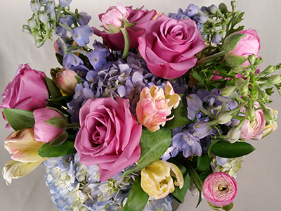 birthday flowers Lake Bluff Lake Forest Florist