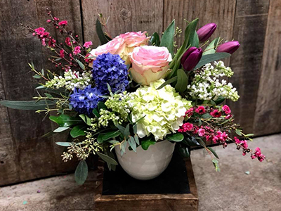 Spring flowers, Lake Forest Florist, Lake Bluff Florist
