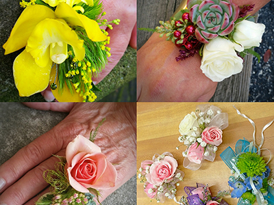 dance flowers, prom flowers, Lake Bluff Lake Forest Florist