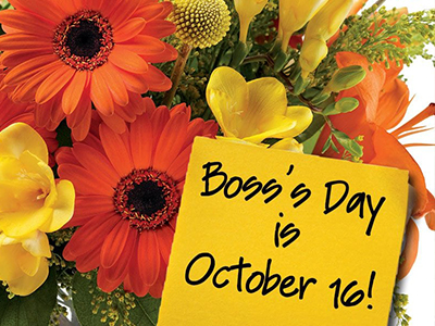 Bosses Day flowers, Lake Forest Florist, Lake Bluff Florist