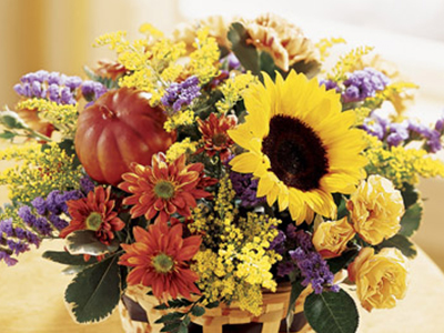 fall flowers, autumn flowers, Lake Bluff Lake Forest Florist