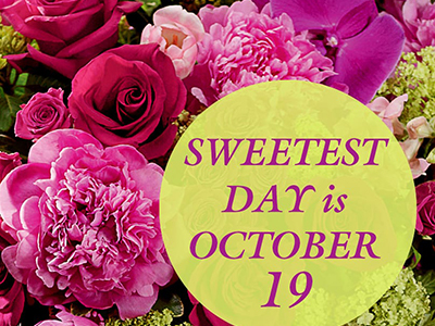 Sweetest Day flowers Lake Forest Lake Bluff Florist